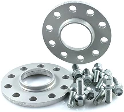 TuningHeads//H/&R .0220415.DK.2455668.A5-S5-TYP-B8 Spurverbreiterung Radschrauben 24 mm//Achse 24 mm//Achse