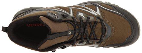 Men's Hiking Waterproof Mid Boot Merrell Capra Olive Dark Bolt PdqfWnHcw