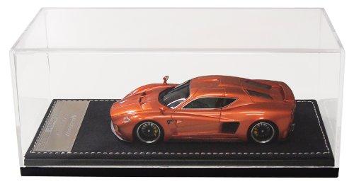 1/43 フェラーリ&Mazzanti EVANTRA(カッパー)メタリックオレンジ F017-12
