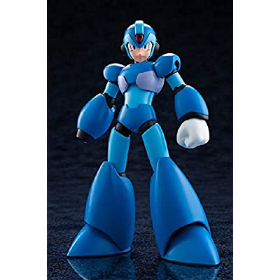 Mega Man X 1: 12 Scale Plastic Model Kit: Toys & Games