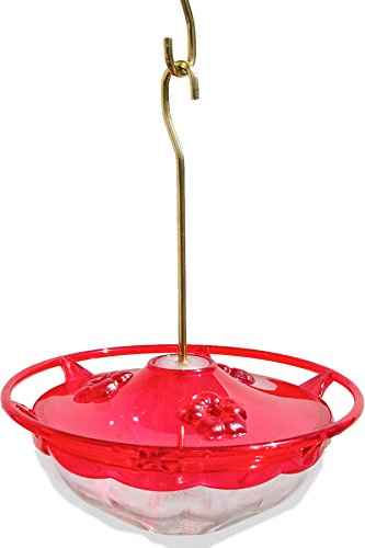 Cheap Aspects 433 HummZinger HummBlossom Feeder, 4 oz, Rose