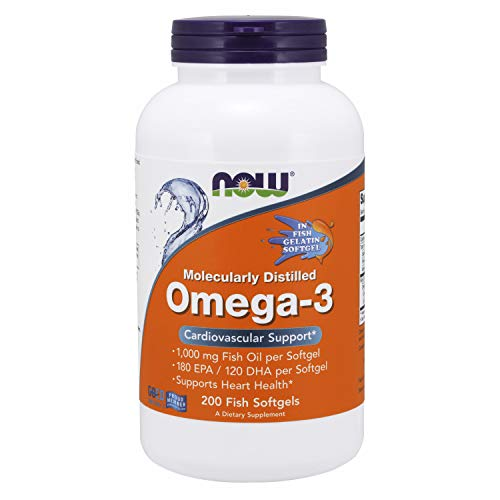NOW Supplements Omega-3 180