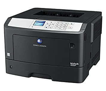 Konica Minolta Bizhub 4700P Impresora láser: Amazon.es: Electrónica