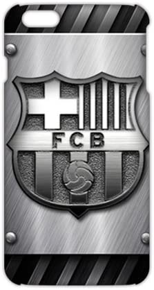 angl 3d case cover fcb logo fc barcelona logo phone case for iphone6 plus amazon co uk electronics case cover fcb logo fc barcelona