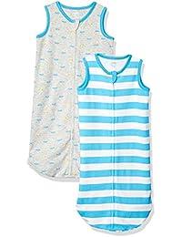 Boy's 2-Pack Cotton Baby Sleep Sack