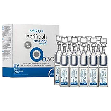 LACRIFRESH OCU DRY 0,3%