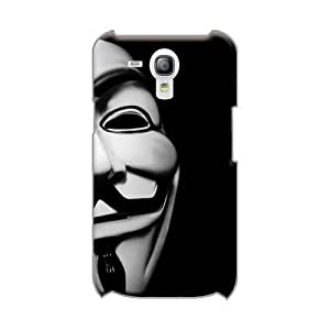 Shock-Absorbing Hard Phone Cases For Samsung Galaxy S3 Mini (VSd20112BKOz) Support Personal Customs Attractive Anonymous Mask Pictures