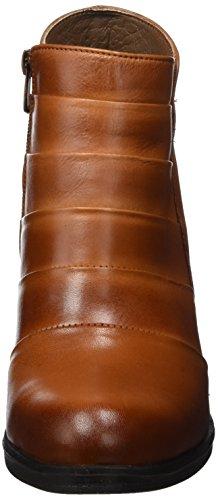 Marrón Botas 062 para Andrea Mujer Conti Cognac 1884500 EXxq6xwZg4