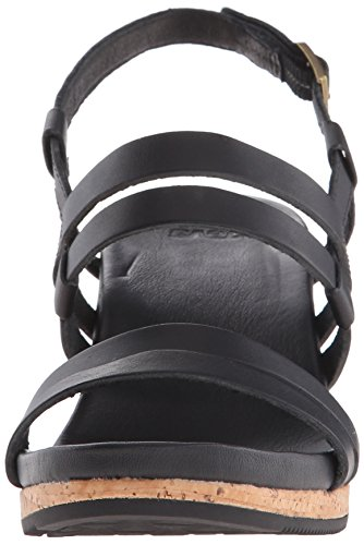 Sandal Women's Leather Black Arrabelle Teva CR8qO7w