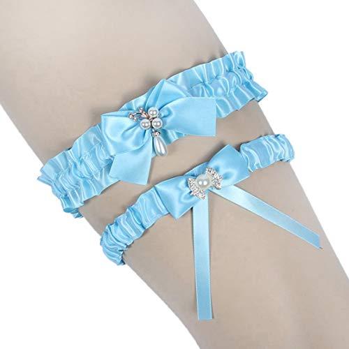 Sexy Lace Garter for Bride Bridal Garter for Wedding Plus Size Garter for ()