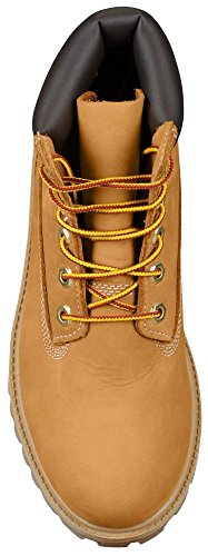 Timberland 6 In De Klassieke Boot Ftc_6 In Premium Wp Boot 14749, Unisex-kinder Stiefel Beige (bianco)
