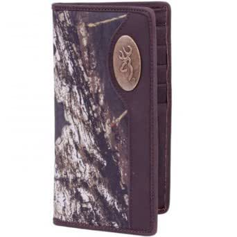 Browning Wallet Camo Executive