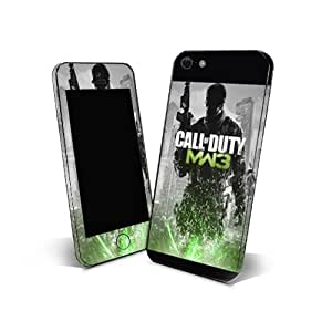Skin Sticker 3m Cover Phone for Iphone 6 Protection Skin Design Call Of Duty Modern Worface3 NCMW01