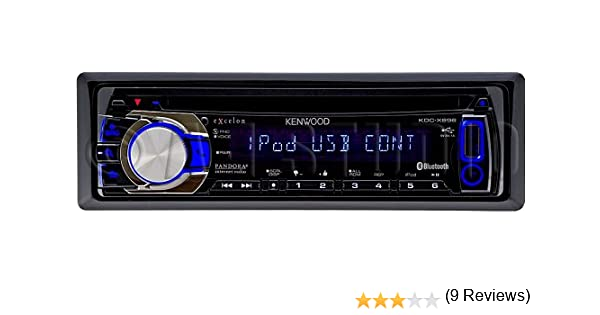 kenwood excelon kdc x696 manual