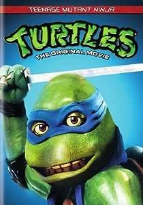 Teenage Mutant Ninja Turtles: The Original Movie USA DVD ...