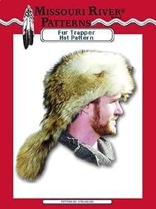 amazoncom fur trapper hat pattern