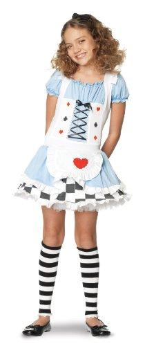 Miss Wonderland Child Costume - (Alice In Wonderland Costumes Toddler)