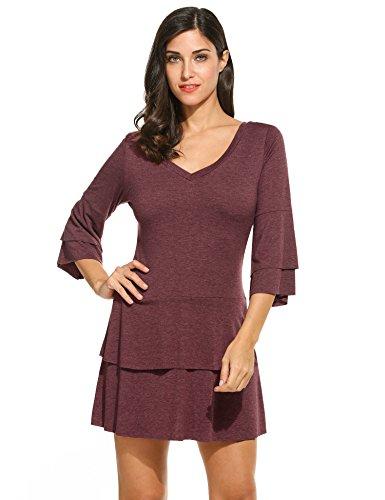 Buy bell skirt dress - 8