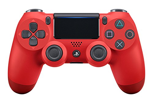 Sony Playstation4 Dualshock4 Wireless Controller (Magma Red)