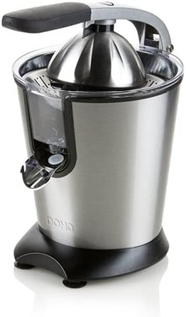Domo DO 9173 J Presse Agrumes Inox avec Levier: