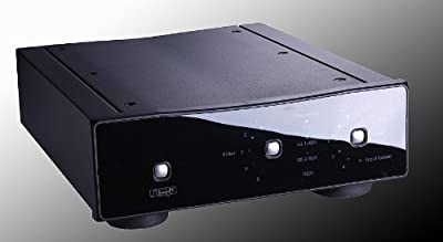 Rega - DAC - Digital to Analog Converter - Black