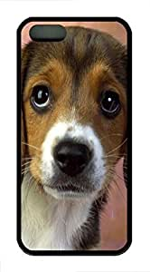 Lovely Animals Dog Case For Sam Sung Galaxy S5 Mini Cover Case Funny Lovely Best Cool Customize Black Cover
