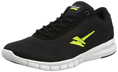 Beta Mens Active Sneakers Fitness Black Gola RzAq5w7pyZ