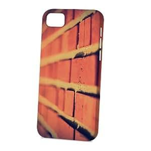 TYH - Case Fun Apple iPhone 5C Case - Vogue Version - 3D Full Wrap - Brick Road ending phone case