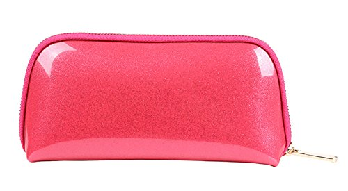 Vigourtrader Unisex Cosmetic Bag Candy Color Evening Party Makeup Purse Pouch Handbag Clutch Waterproof by Vigourtrader