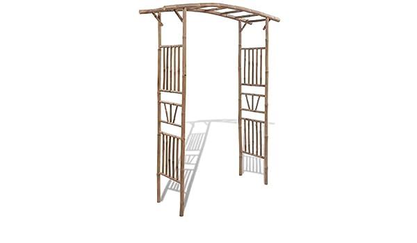 honglianghongshang Arco para Rosas de bambú 145x40x187 cm Casa y jardín Jardín Artículos de Exterior Estructuras de Exteriores Pérgolas, Arcos y enrejados de jardín: Amazon.es: Hogar