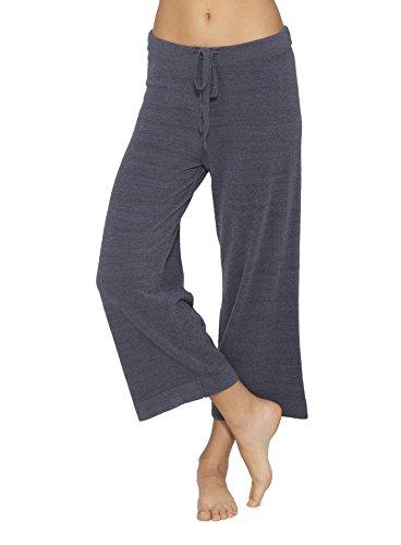 Barefoot Dreams CozyChic Ultra Lite Culotte Capri Pants - Medium - By Barefoot Dreams by Barefoot Dreams