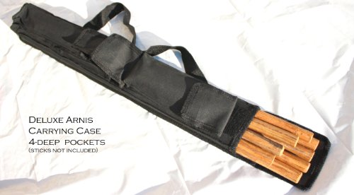 - Sport Carrying Case 2.5 Feet Long for Arnis and other Sports Equipment (Black)