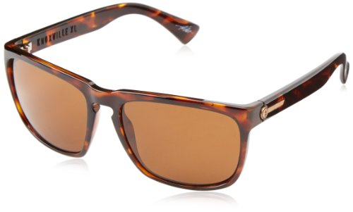 Electric Visual Knoxville XL Tortoise Shell/Bronze - Polarized Electric Sunglasses