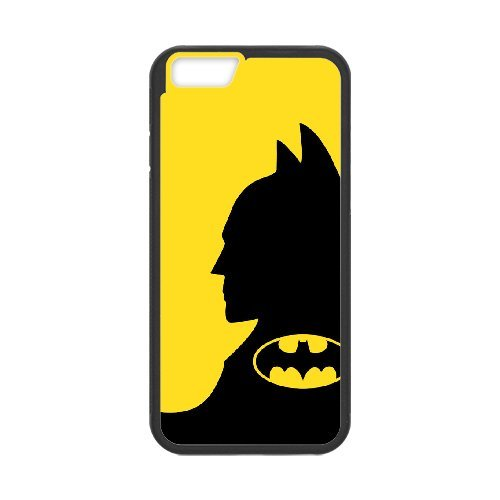 Batman Phone Case And One Free Tempered-Glass Screen Protector For iPhone 6,6S Plus 5.5 Inch T178308