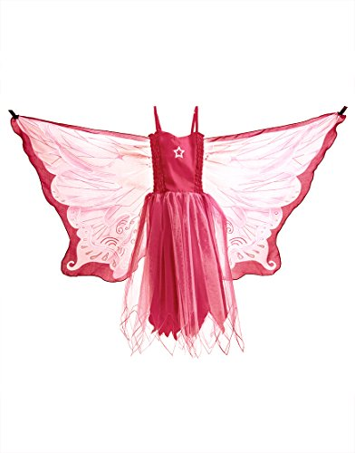 [Douglas Toys Childrens' Fairy Pink Dreamy Dress-up Costume - Xsmall] (Fairy Godmother Costume Toddler)