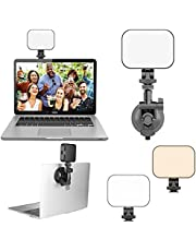 Horuhue Laptop Light for Video Conference, Video LED Light Kit Notebook Computer LED Webcam Light for Zoom with Suction Cup