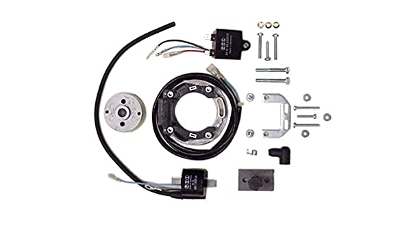 Amazon com: PVL Racing Ignition System Stator CAGIVA 86-88 125 250