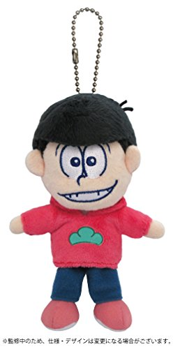 Osomatsu-san Osomatsu A stuffed animal A mascot Height 15cm