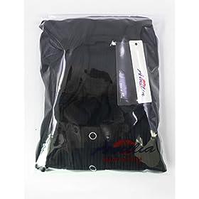 - 41vAh0MOkIL - Amilia Women's Basic Long Sleeve Bodysuit Snap Button Leotard Tops Bodycon Jumpsuit