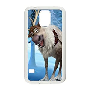 Frozen Reindeer Sven Cell Phone Case for Samsung Galaxy S5