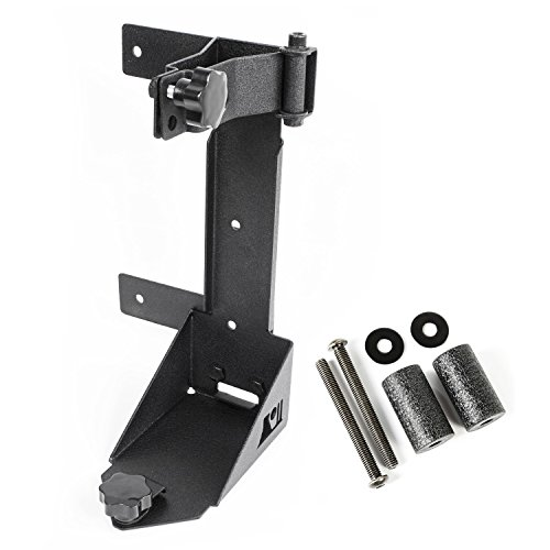 (Rugged Ridge 11586.08 Off-Road Jack Mounting Bracket Kit 07-16 JK/JKU)