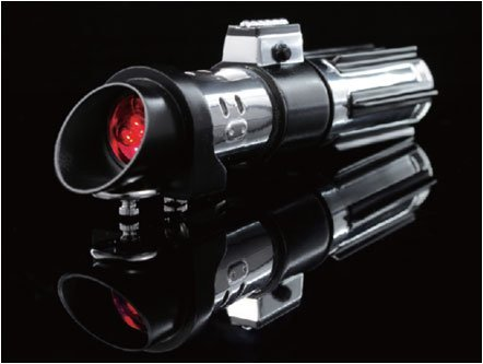 Star Wars Mobile battery Darth Vader Lightsaber by Rana by Rana