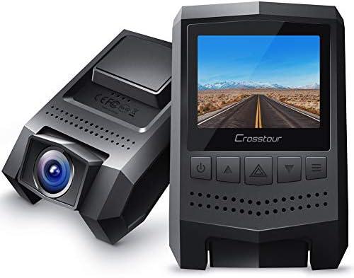 Crosstour Camera 170%C2%B0Wide Detection G Sensor product image