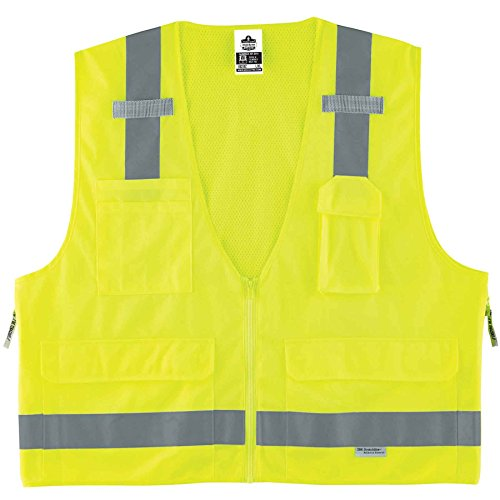 Ergodyne GloWear 8250Z Surveyors Reflective
