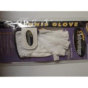 Advantage Tennis Glove Womans S RIGHT HALF