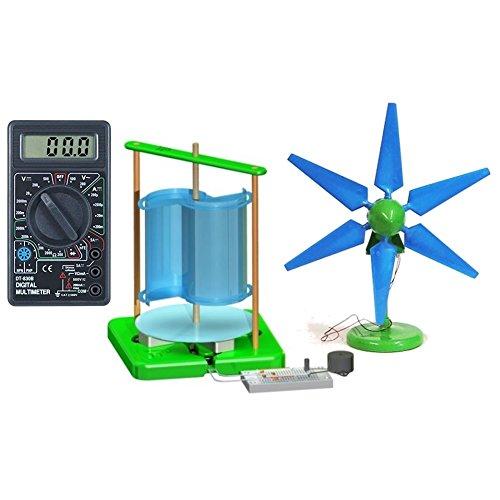 Horizontal-Wind-Turbine-vs-Vertical-Wind-Turbine-Science-Fair-Kit
