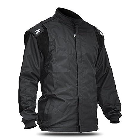 Black, Medium//Large K1 Race Gear Racing Kart Jacket