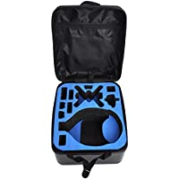Hardshell Backpack Waterproof Shoulder Bag for DJI SPARK Drone and Goggles VR Glasses