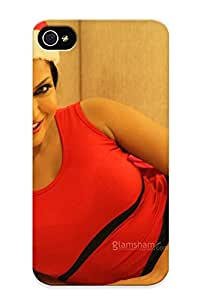Hot 04c6f924467 Case Cover Protector For Iphone 4/4s- Veena Malik Indian Actress Bollywood Fashion Model Babe (30) / Special Gift For Lovers
