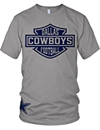 Dallas Grey & Blue T-Shirt (Limited Edition)